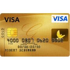 Visa Gold ohne / trotz Schufa